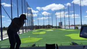 Flying Tee in Tulsa, OK: You've never played golf like this. | JustTulsa.com